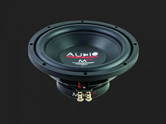 "Audio System M-SERIES 250 mm HIGH EFFICIENT Subwoofer ""M10 EVO"" Max.Power 400W"