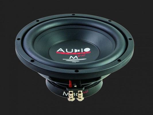 "Audio System M-SERIES 300 mm HIGH EFFICIENT Subwoofer ""M12 EVO"" Max.Power 600W"
