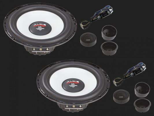 "Audio System M SERIES 2-Wege Compo System ""M 165 EVO2"""
