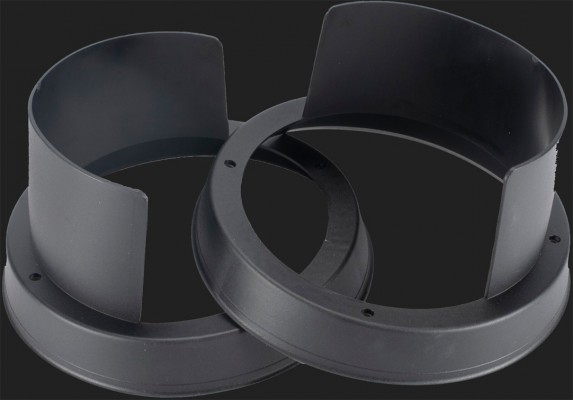 Audio System 165mm Spritzwasser-Schutz-Ringe