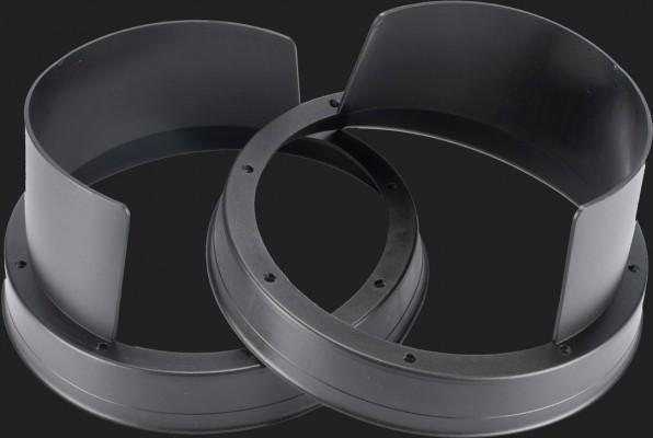 Audio System 200mm Spritzwasser-Schutz-Ringe