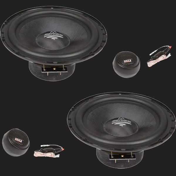Audio System MX SERIES 2-Wege Compo System MX 165 EVO