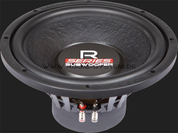 "Audio System RADION-SERIES 300mm HIGH EFFICIENT Subwoofer ""R12"" Max.Power 600W"