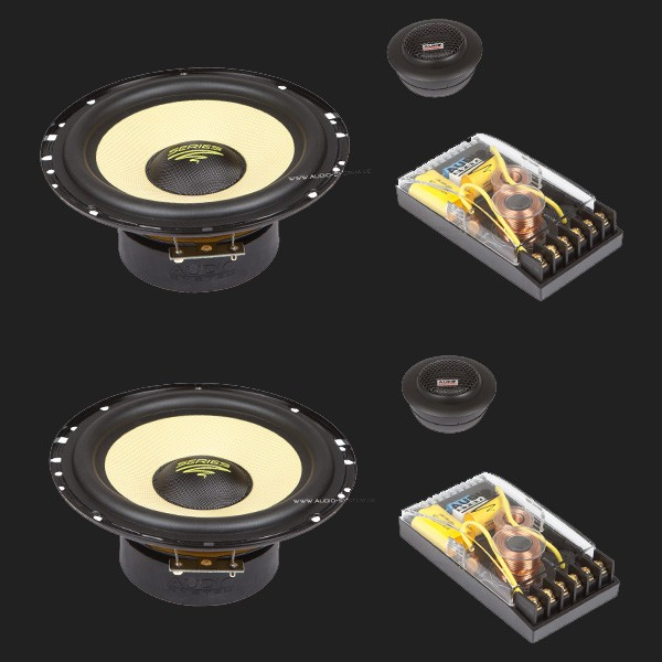 Audio System RADION SERIES 2-Wege Compo System R 165
