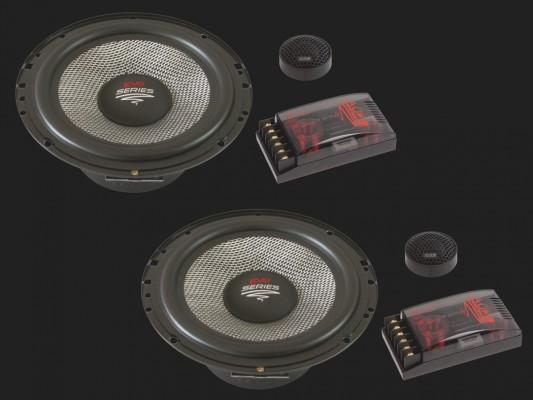 Audio System RADION SERIES 2-Wege Compo System R 165 EVO