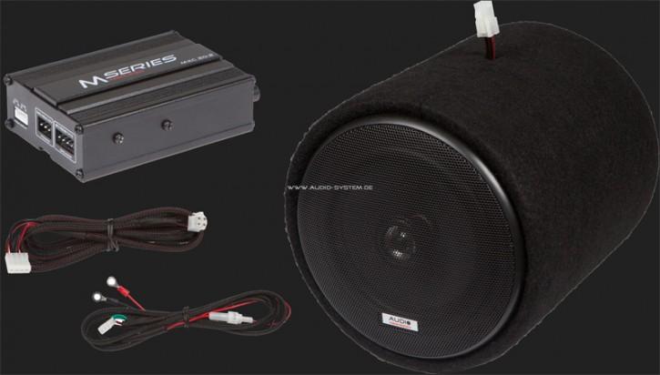 Audio System Scooter Komplettset (MXC 20.2/MXC 165 EVO/2x GI 165)