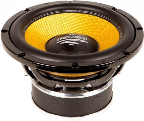 "Audio System HELON-SERIES 300mm Langhub Subwoofer ""X 12-900"" Max.Power 2x625W"
