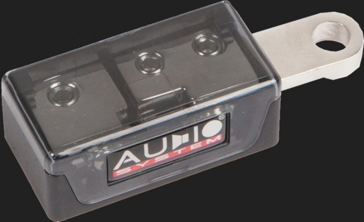 Audio System HIGH-END Batterieblock (Plus) + Mini ANL (Out: 2x20-35mm² + 1x35-70mm² Mini ANL)