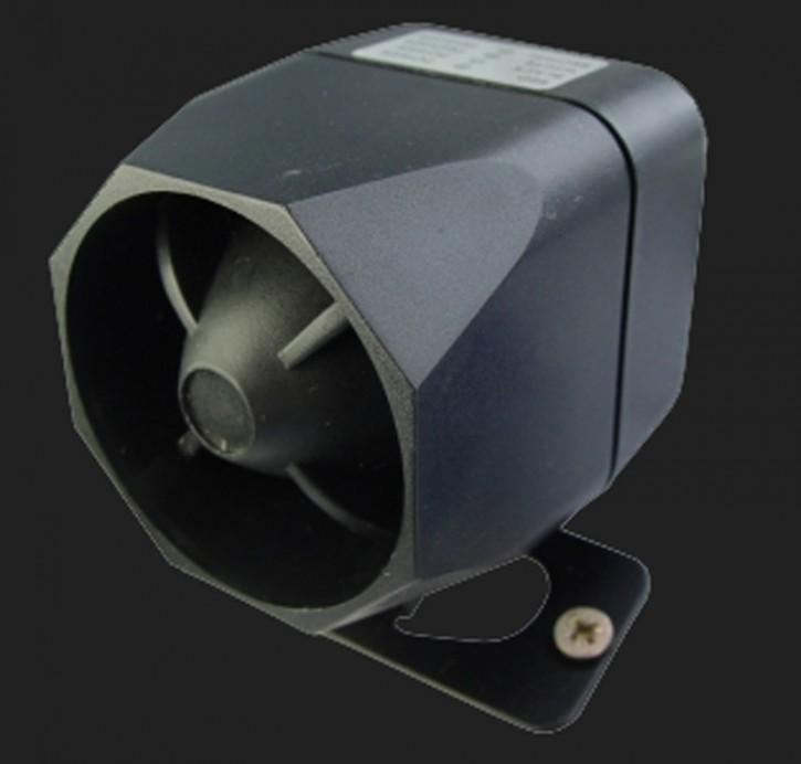 Car Guard Sirenen Upgrade (Austausch der 6-Ton Sirene gegen Akkusirene)
