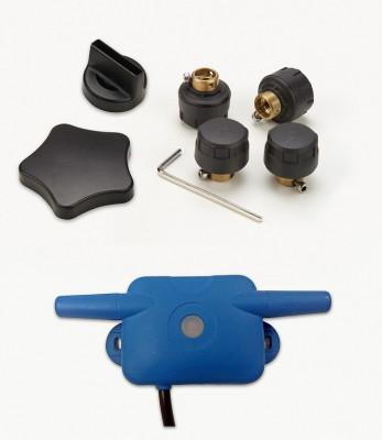 SNOOPER Tyre Pilot für Ventura SC5800/S6800/S6810/S8100/S8110/C8500 u. IntelliRoute 6000/8020/8050 (Set für 4 Reifen bis 8 bar) Reifendruckkontrollsystem