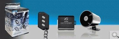 Car Guard Defender Compact I