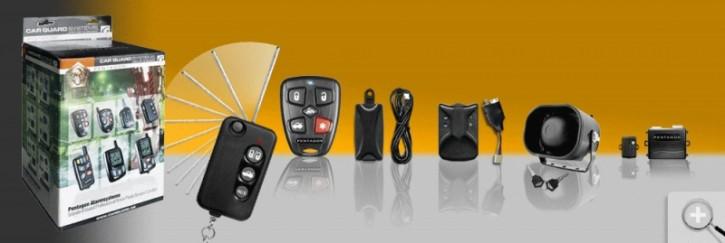 Car Guard Pentagon2 Professional Key