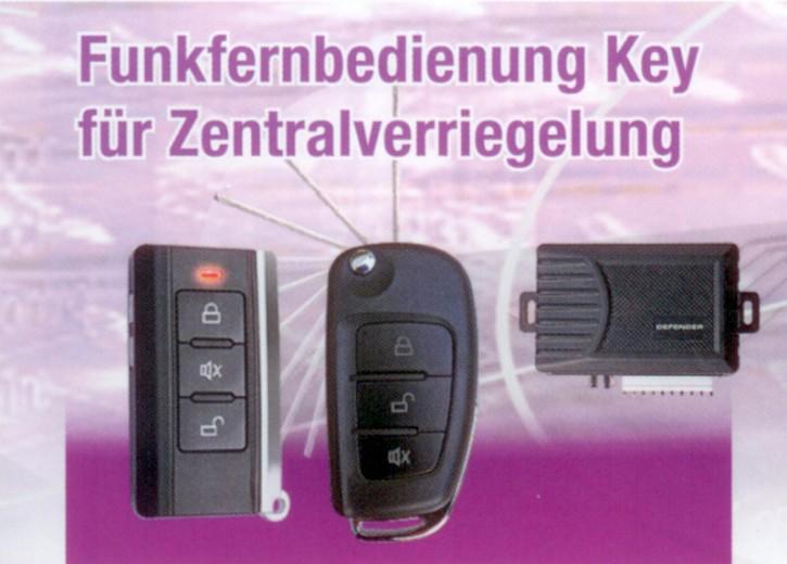 Car Guard Funkfernbedienung Key für die Zentralverriegelung