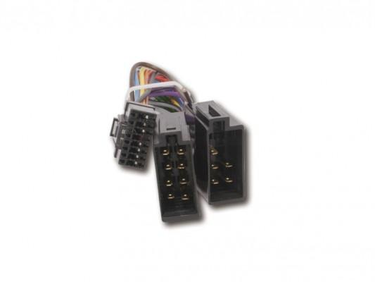 CHP Radioadapter für diverse PIONEER(3) Radios 16polig auf ISO (Liste siehe Details)