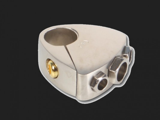 "CHP Batterie Anschlußklemme ""PLUSPOL"" (1x20mm² und 2x10mm²)"
