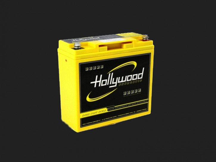 "Hollywood ENERGETIC 12V AGM Batterie ""SPV 20"" 20Ah bis 1000 Watt"