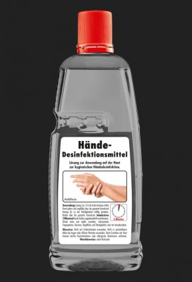 SONAX Hände-Desinfektionsmittel (1 Liter)