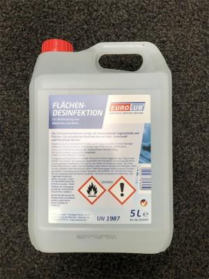 EUROLUB Flächendesinfektionsmittel (5 Liter)