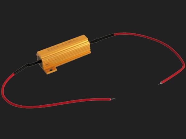 dectane Widerstand 50Watt / 6 Ohm (Für Abblendlicht, Fernlicht, Xenon-Kits uvm.)