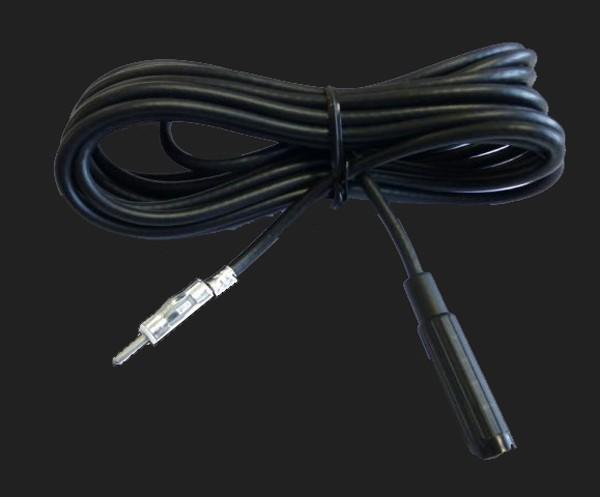 Dietz Antennen-Verlängerungskabel UKW 4,5 m DIN Stecker - DIN Buchse (Auslaufartikel)