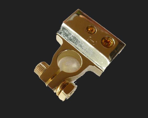 Dietz Batterieklemme MINUS, mit vier Kabelanschlüssen 2 x 10 mm², 1 x 20-35 mm² und 1 x 50 mm²