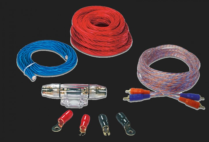 Dietz Kabelsatz auf Basis 35 mm² vergoldet
