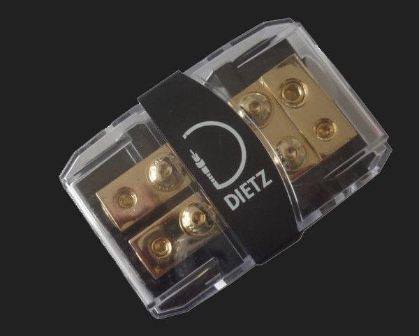 Dietz Sicherungsverteiler Competition Line, Mini-ANL, 10 bis 50 mm²