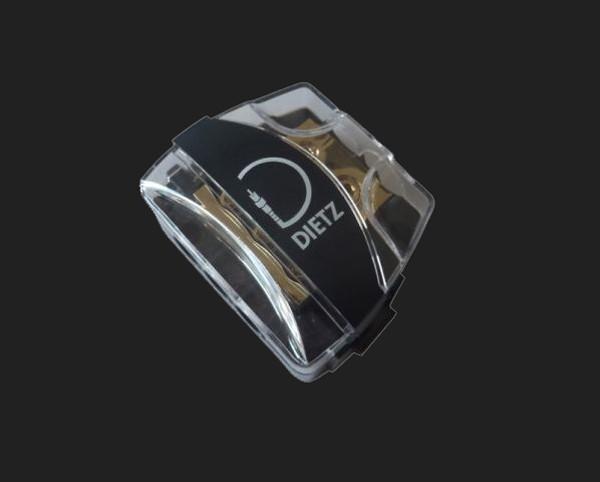 Dietz Verteilerblock Competition Line, 1->4, 10 bis 50 mm