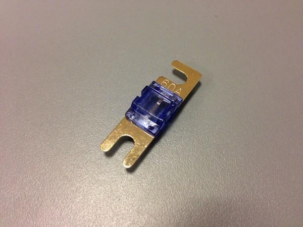 Dietz Sicherung Mini-ANL 60 Ampere (1 Stück unverpackt)