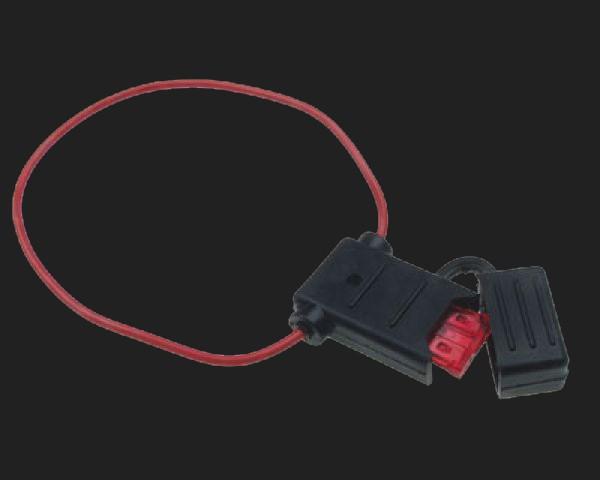 Dietz Sicherungshalter In-Line, 1,5 mm², inkl. 10 A Sicherung (Abverkauf)