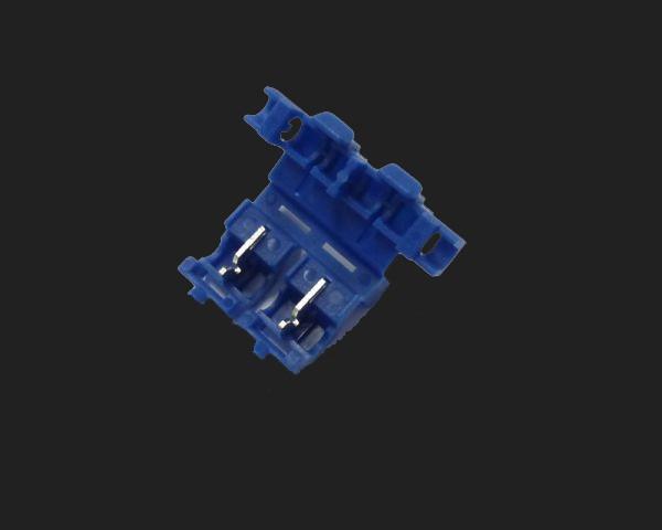 Dietz Sicherungshalter mit Schneid- und Klemmtechnik für Kabel 1,0-1,5 mm