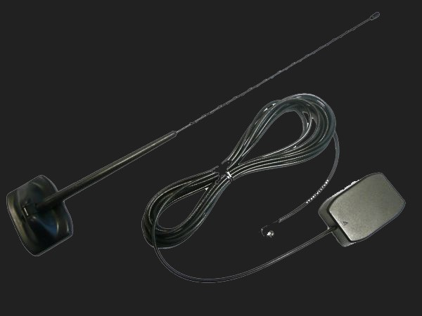 Dietz Universal DAB / DAB+ Antenne (Aussen) mit SMB Buchse 12V