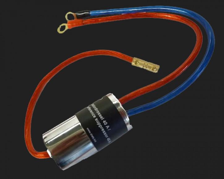 Dietz Entstördrossel 40 Ampere (12V)