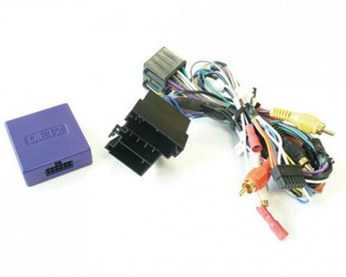 Dietz Lenkradinterface / CAN BUS für AUDI ISO A3(00-06), A4(00-07), TT(01-06)