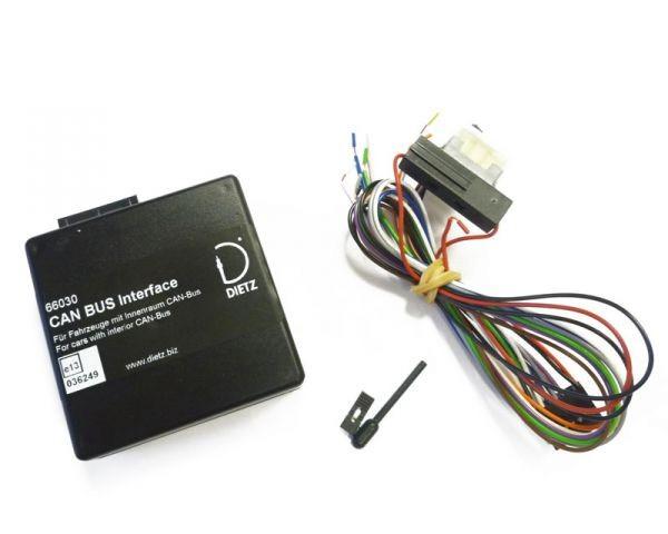 """Dietz CAN BUS Universalinterface 5. Generation (DIE-66030) """"Ein Interface für über 250 fahrzeuge"""""""