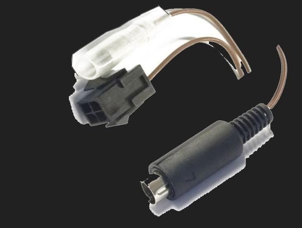 Dietz Lenkradfernbedienungsadapter für KENWOOD Radios für Interface DIE-66030 & DIE-66040