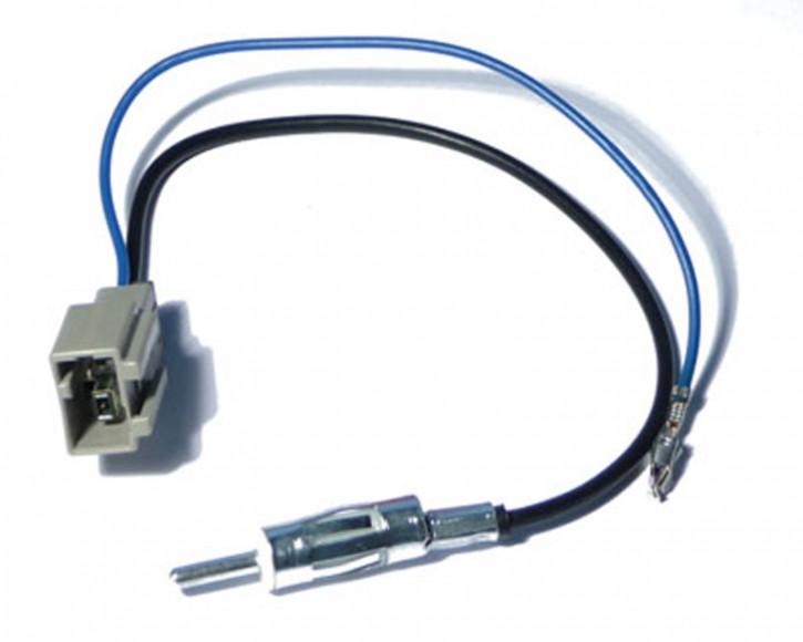 Dietz Antennenadapter HONDA / MAZDA - DIN Stecker 150Ohm (Liste siehe Details)