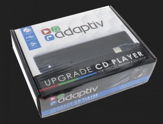 adaptiv CD-Player über USB Schnittstelle (*.wav Dateien)