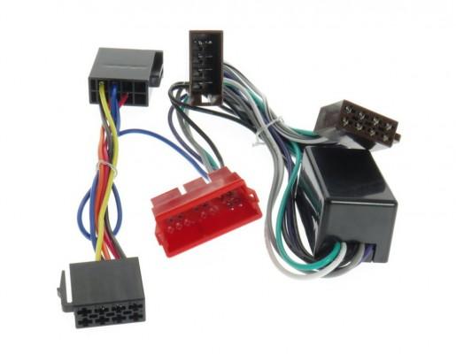 BOA Aktivsysteminterface AUDI /ASTON MARTIN /PORSCHE /VW MINI-ISO (4x25Watt)