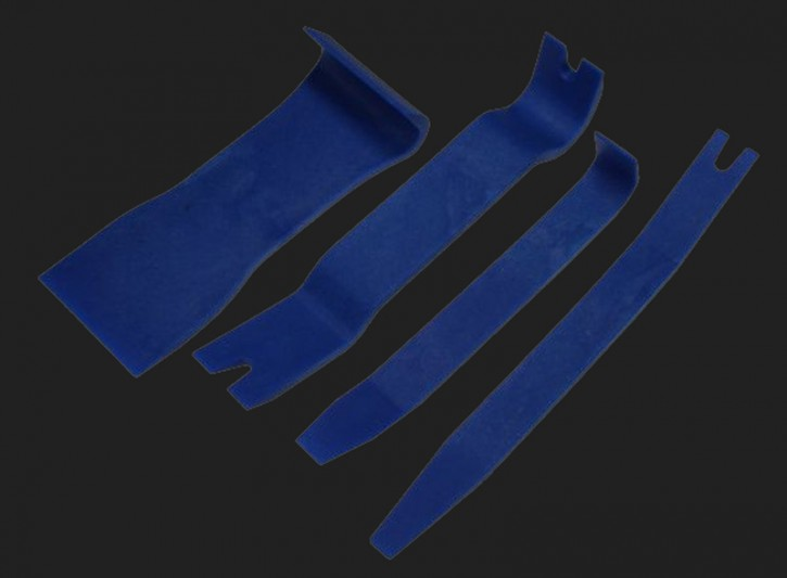 BOA Entriegelungswerkzeuge, Tasche mit 4 Werkzeugen