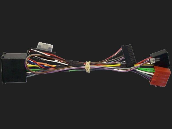 Dietz Kabel für DIE-66040 (UNICO DUAL) BMW K-BUS (17 Pin)
