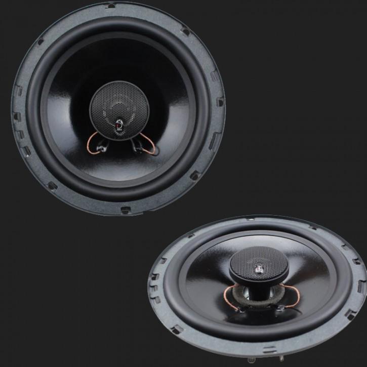 "Dietz ""CX-160"" 2-Wege Koax-Lautsprecher-Set 6,5""(16cm) Max.Power 135 Watt"