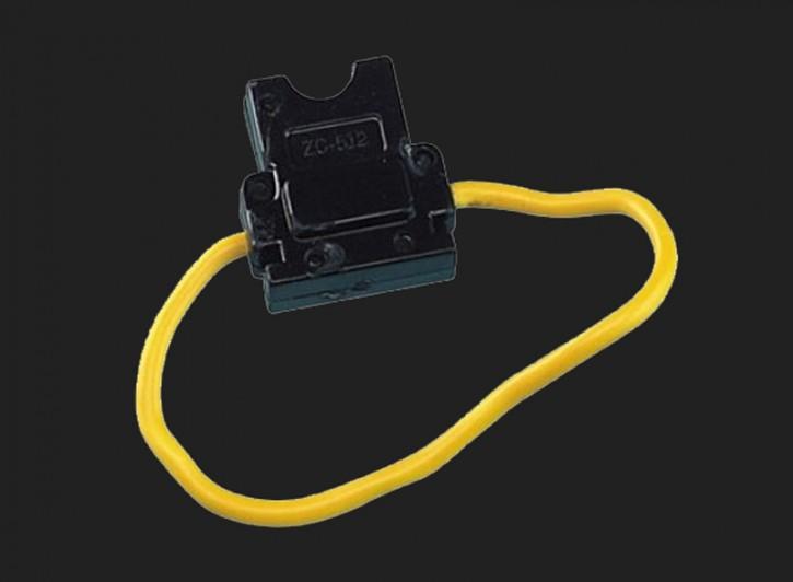 LAMPA Siherungshalter für ATC Sicherungen von 3-30A