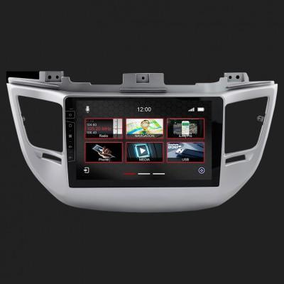 "DYNAVIN 9""(22,9cm) Multimediagerät ""X-Series"" für Hyundai Tucson 2016-2018 inkl. i-GO Navisoftware"