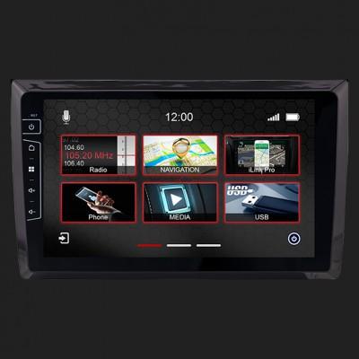 "DYNAVIN 9""(22,8cm) Multimediagerät ""X-Series"" für VW Beetle 2012-2018 inkl. i-GO Navisoftware"