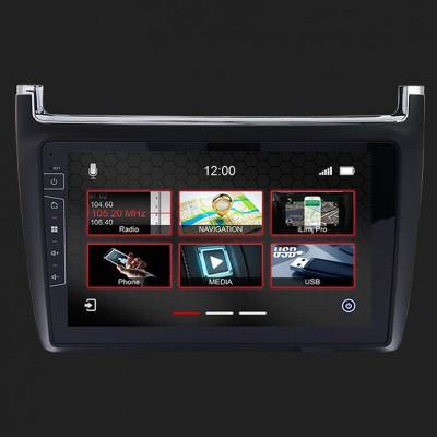 "DYNAVIN 9""(22,8cm) Multimediagerät ""X-Series"" für VW Polo ab 2010 inkl. i-GO Navisoftware"