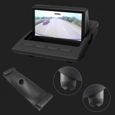 DYNAVIN faltbarer Monitor für Fiat Ducato inkl. Dynavision Frontkamera und Seitenkameras