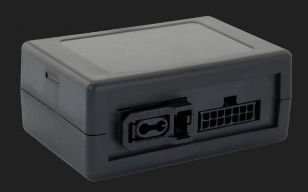 DYNAVIN MOST Adapter für Mercedes CLS-Klasse, E-Klasse(W219, W211, S211), S-Klasse (W220), SLK (R171 vor Facelift) mit Audio Gateway System für Dynavin N6 Radio