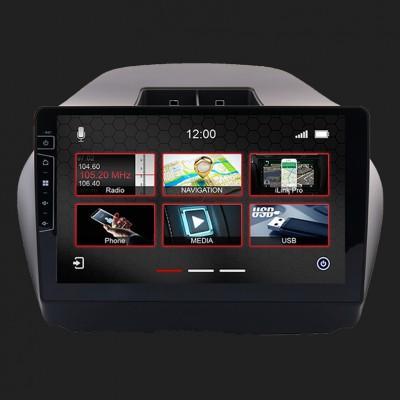 "DYNAVIN 9""(22,9cm) Multimediagerät ""X-Series"" für Hyundai IX35 2009-2015 inkl. i-GO Navisoftware"