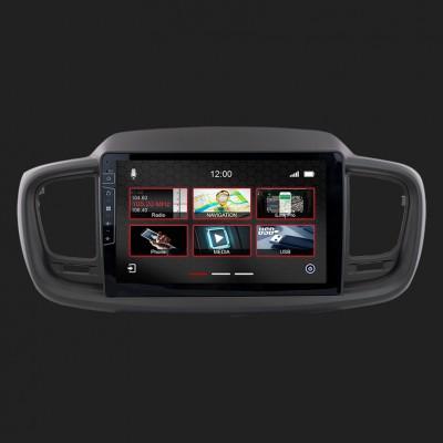 """DYNAVIN 10""""(25,4cm) Multimediagerät """"X-Series"""" für Kia Sorento 2015-2018 inkl. i-GO Navisoftware"""